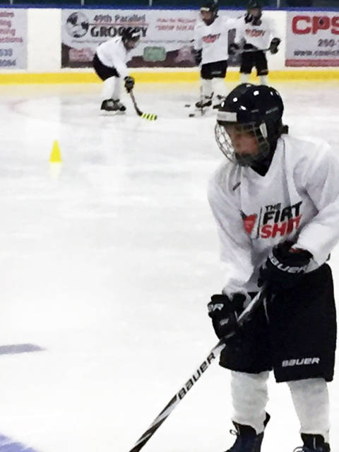 First Shift hockey program back for a second time at Fuller Lake Arena