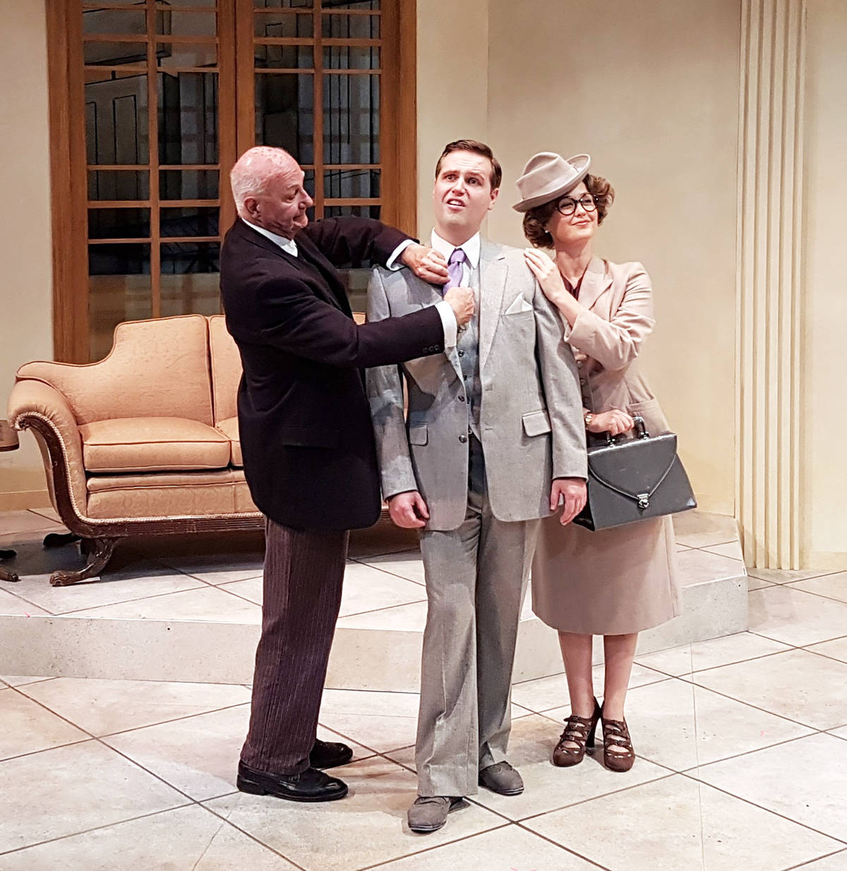 The butler did it in Chemainus Theatre Festival's Jeeves Takes A Bow