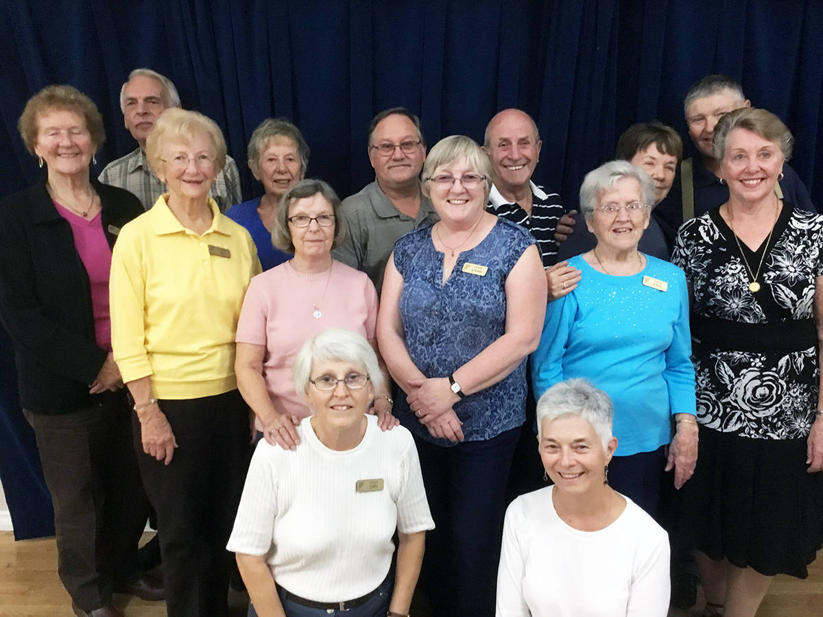 Chemainus 55+ Activity Centre the home of Scottish Country Dancers
