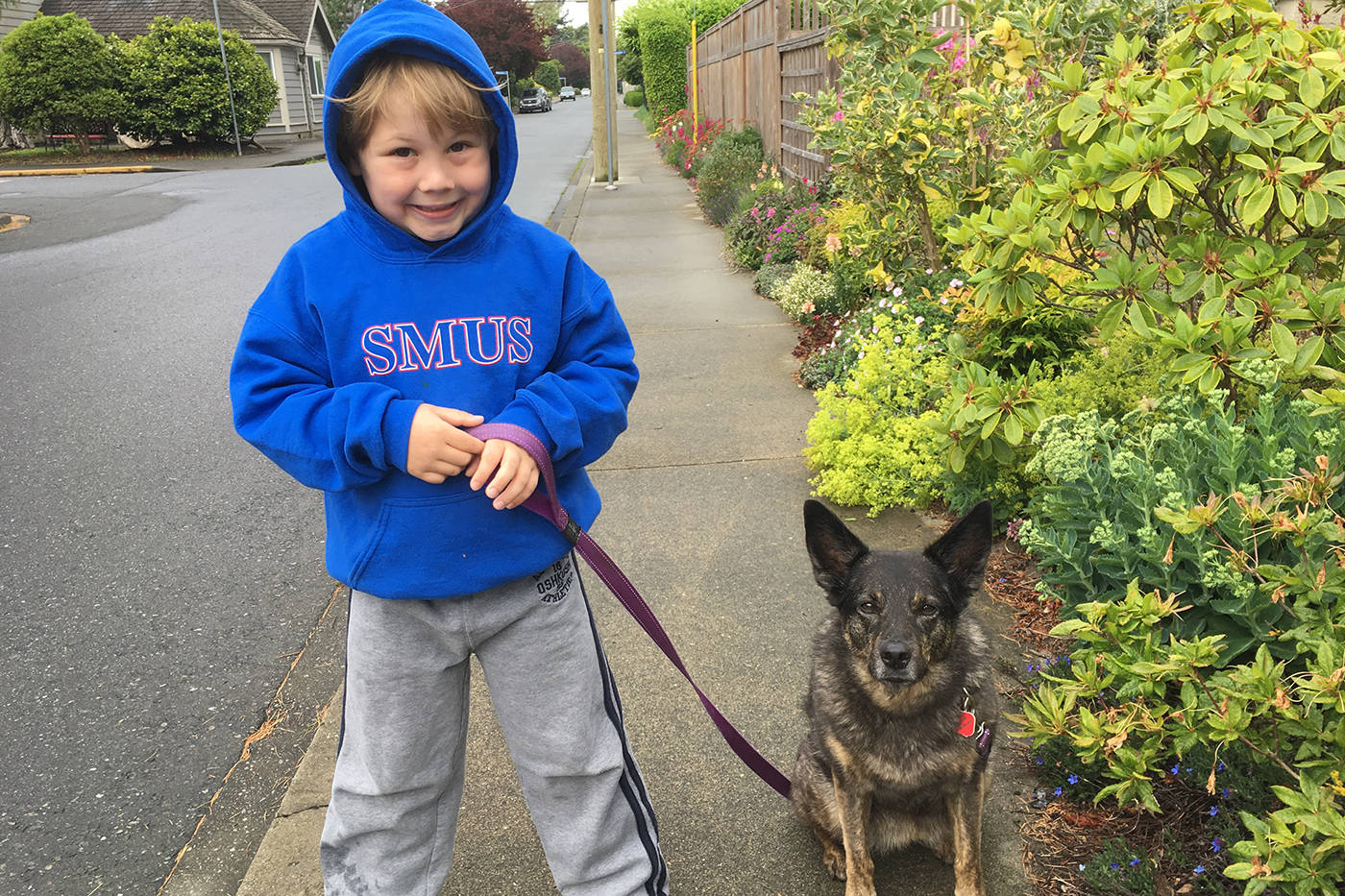 B.C. boy looks to add new word to Webster's dictionary