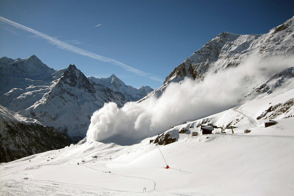 Avalanche Canada advising backcountry enthusiasts reacquaint themselves with proper avalanche safety training and eqipment as winter season begins. Wikipedia photo