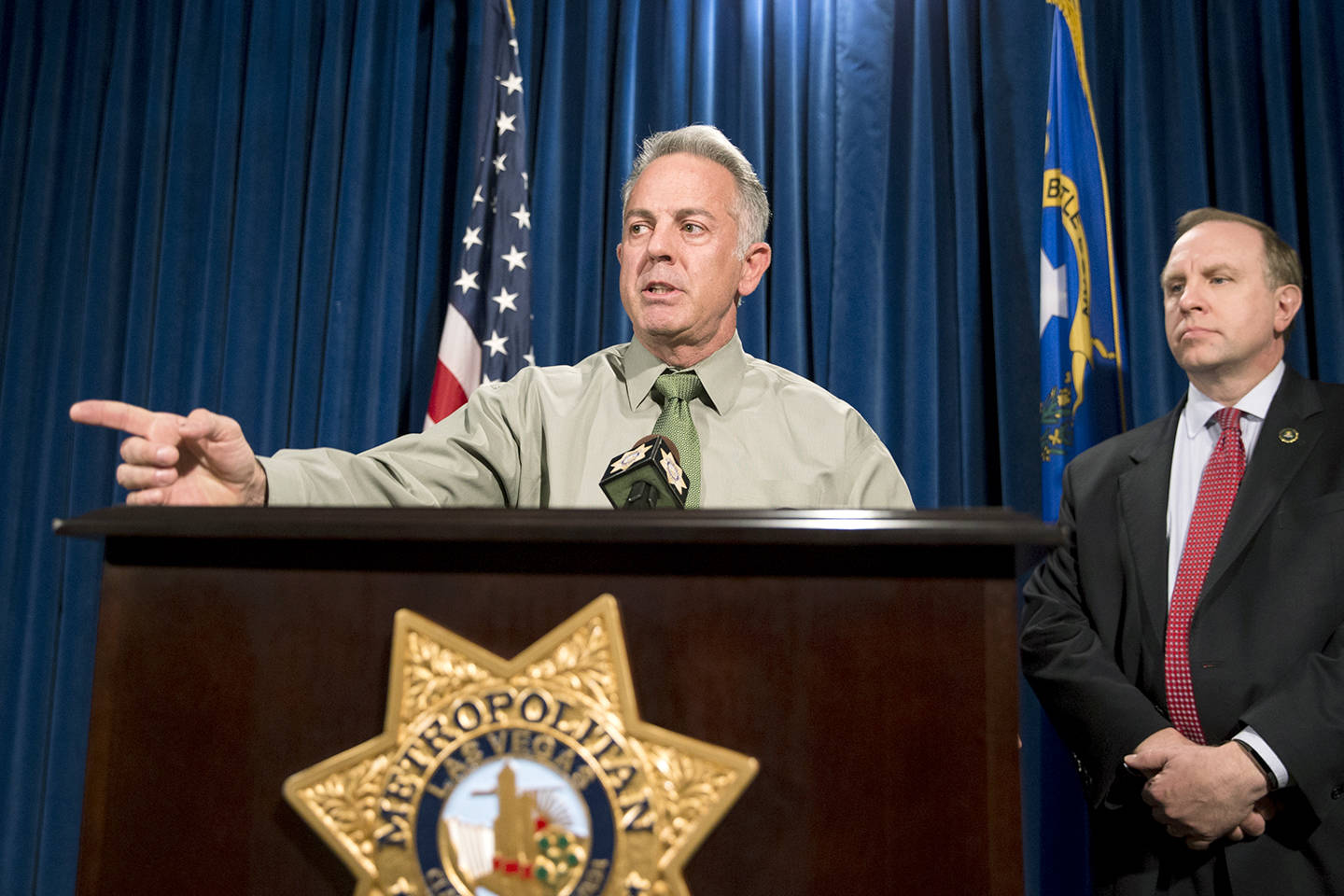 Las Vegas shooter acted alone, exact motive still undetermined: Sheriff