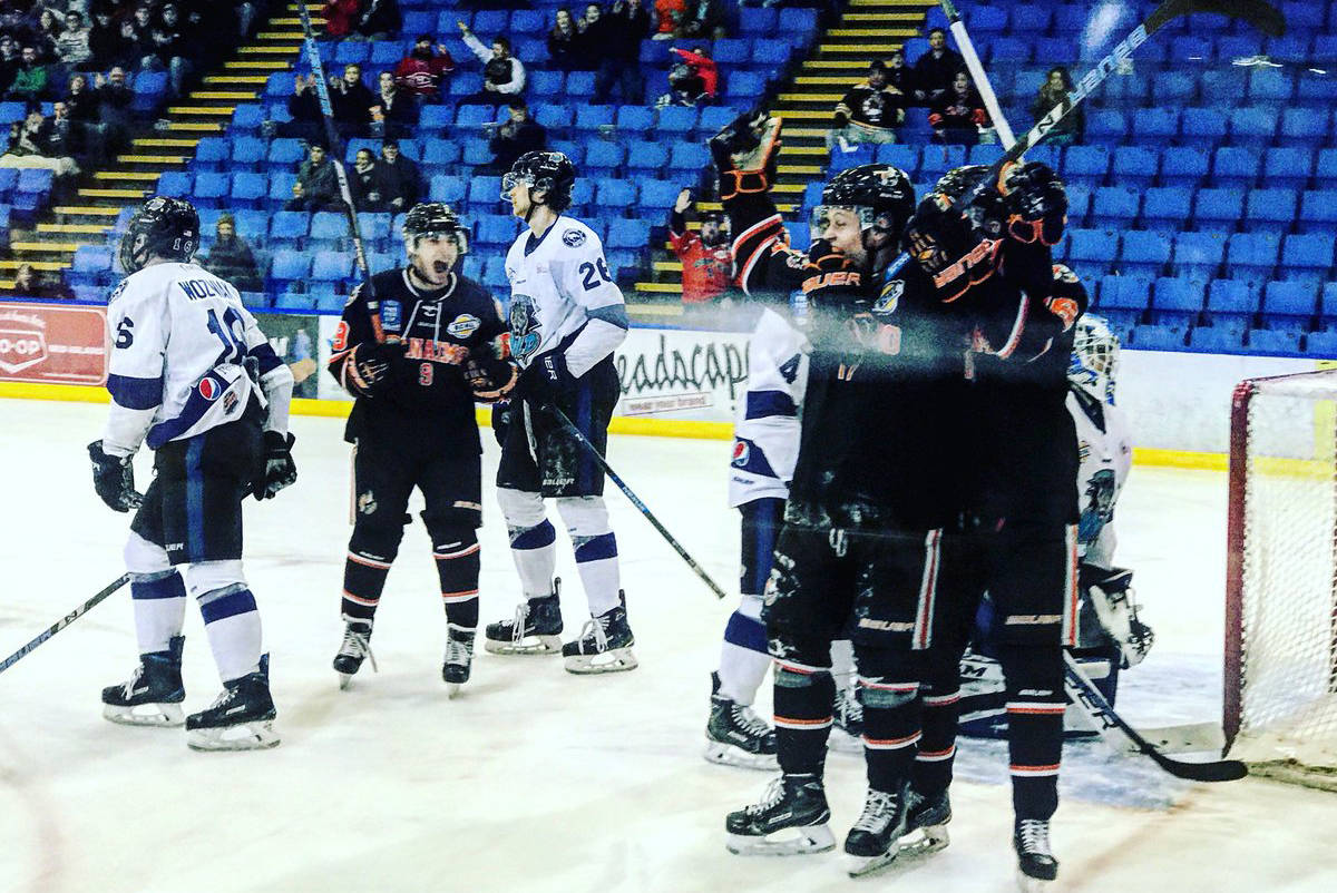BCHL Today: Island and Mainland divisions coming down to the wire