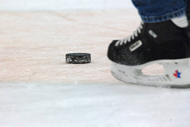 Minor hockey investigates after N-word allegedly used on B.C. ice