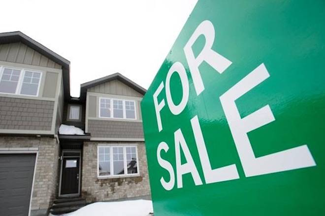 Canadian home sales plunge 22.7% in March