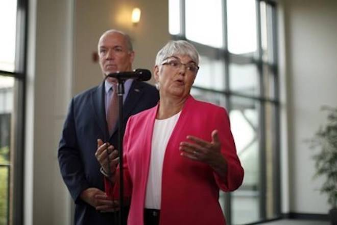B.C. maintained budget surplus for 2017-18, despite increased spending