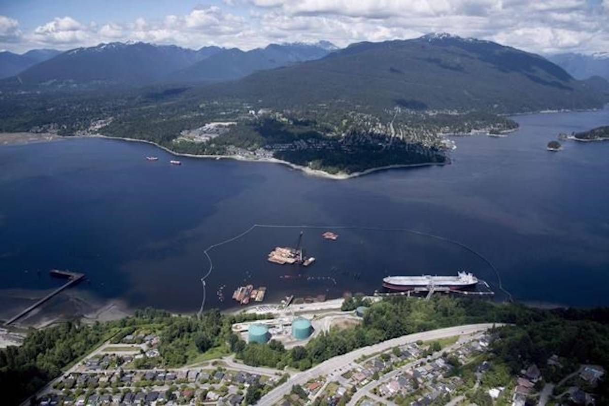 Big court ruling could set Trans Mountain pipeline's fate: experts