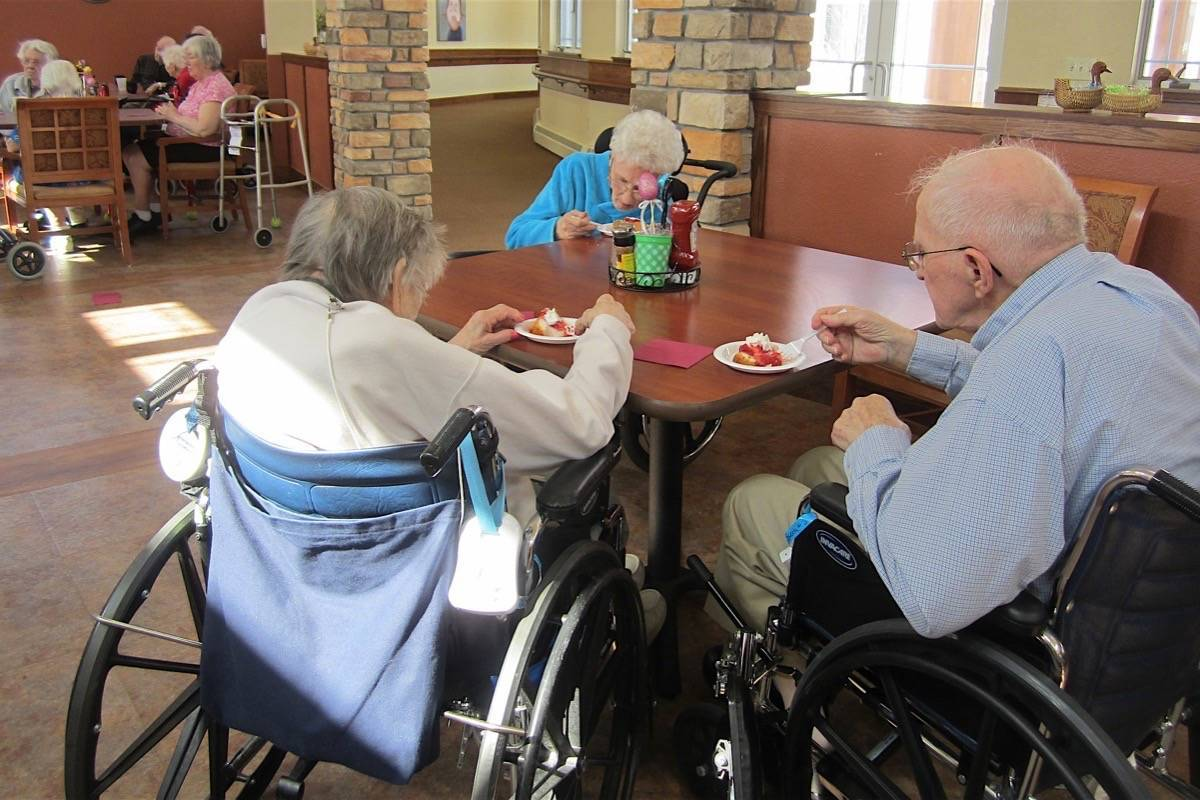 There are 28,000 seniors in publicly funded residential care today, and only 15 per cent of facilities are meeting the provincial standard for daily care hours. Photo: Flicker/Creative Commons