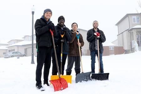 Uber for snow removal:' New app inspired by Canada's winter