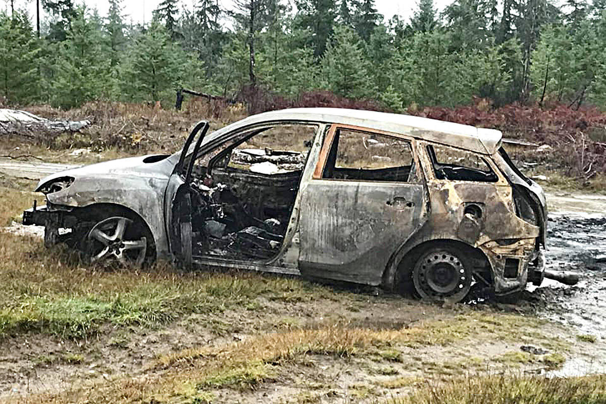 UPDATE: ICBC says case is 'complex' after Campbell River woman's car allegedly stolen, torched