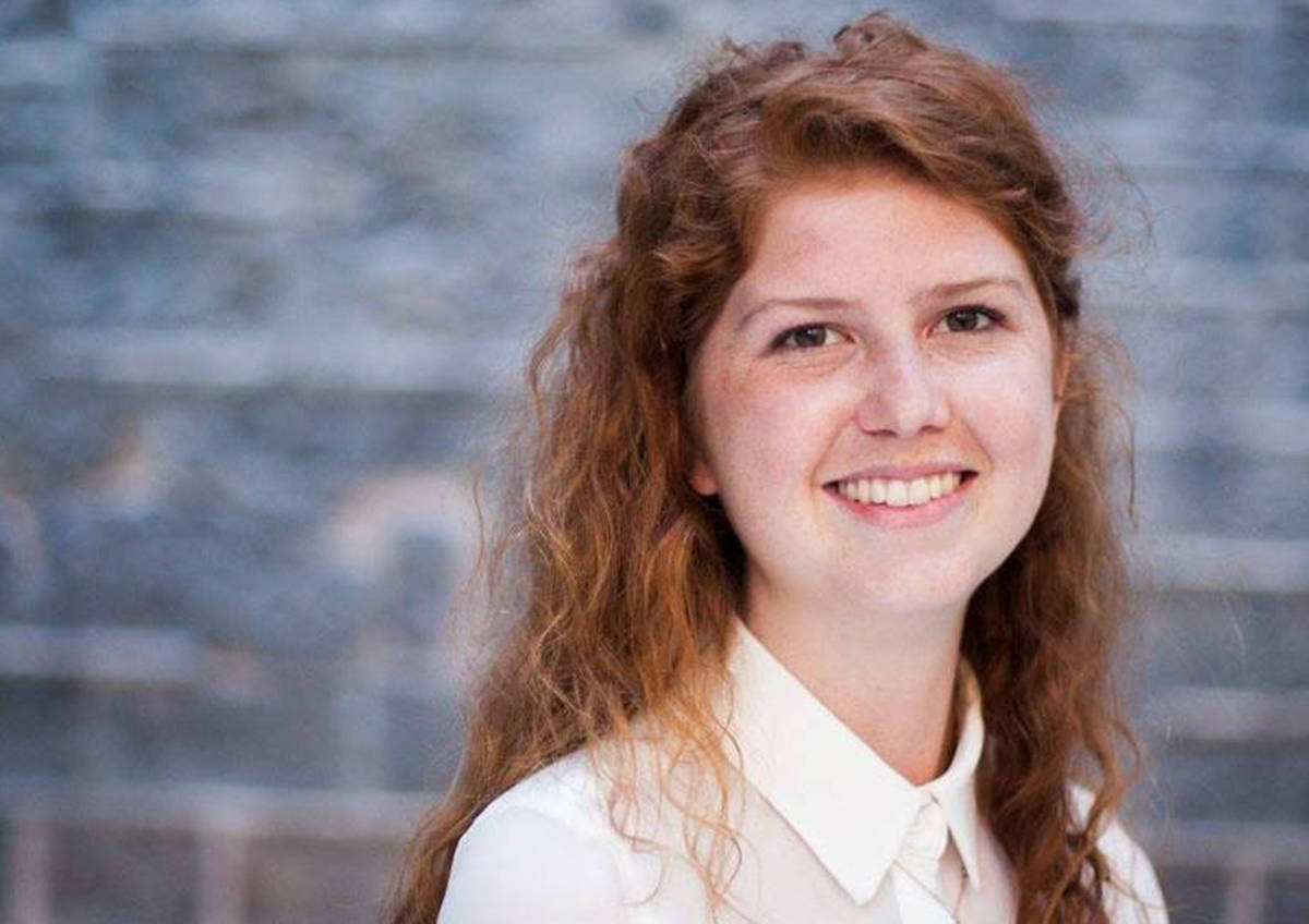 Victoria woman Tessa Charlesworth published a study on implicit and explicit bias. (Facebook)