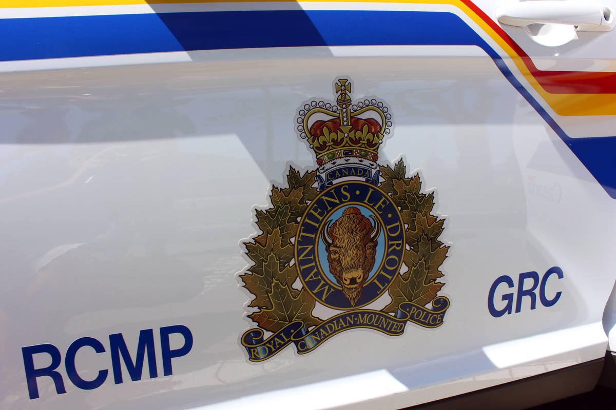 RCMP on Vancouver Island nab suspect in 50 break-and-enters