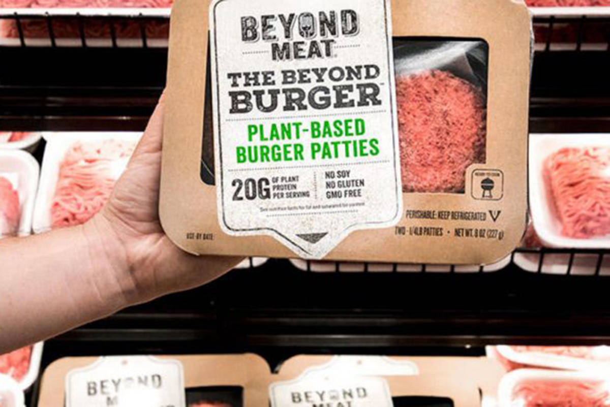 While mock meat may be mocked a new study has found the majority of people between the ages of 18 and 34 — who have tried plant-based meats — nine-in-ten or 89 per cent actually enjoyed the taste. (Provided by Angus Reid Institute)