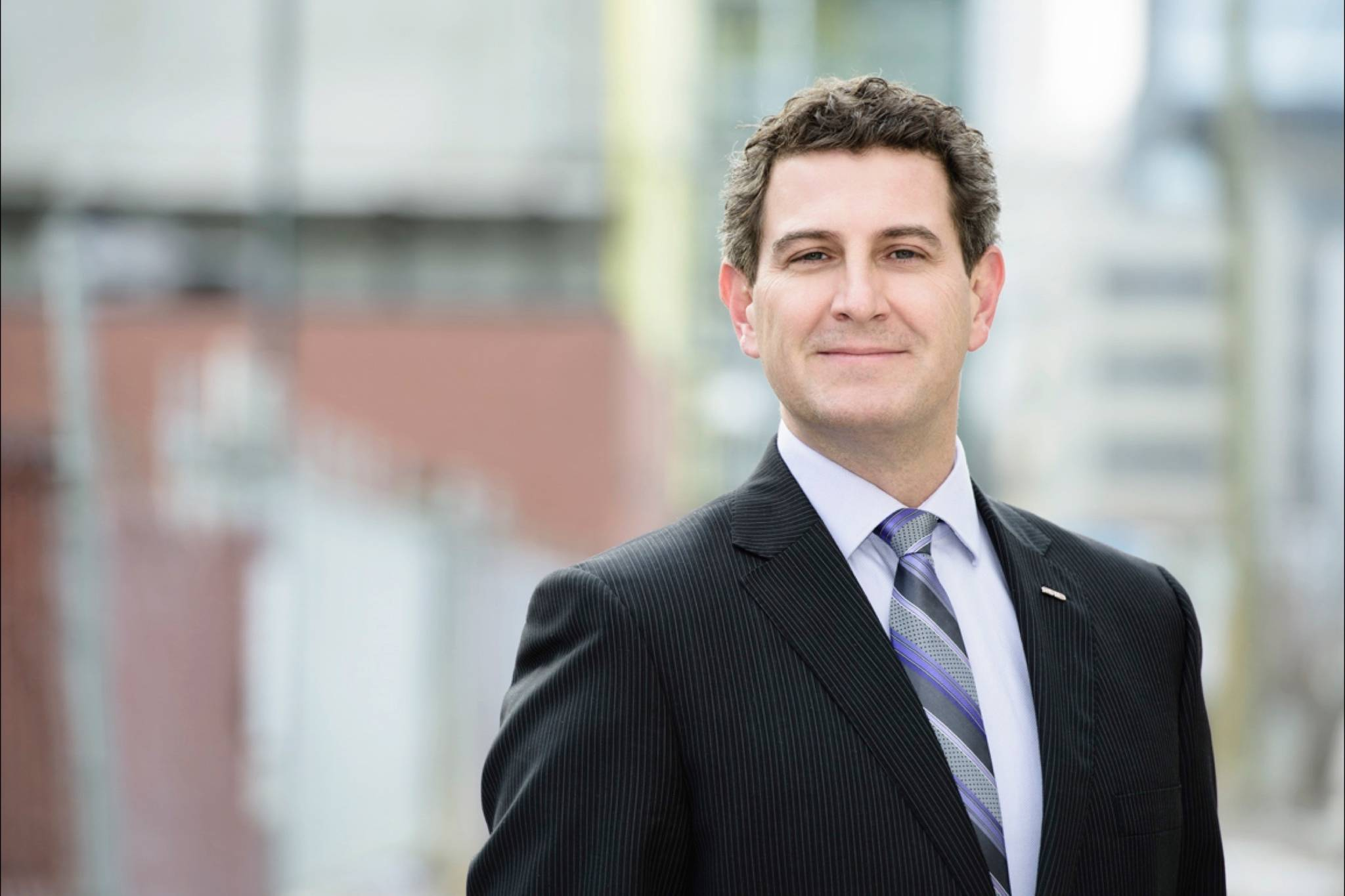 Richard Truscott is the Vice-President, B.C. and Alberta, Canadian Federation of Independent Business (Submitted).