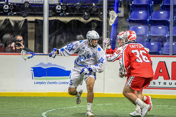 VIDEO: A moment to remember during the World Lacrosse Men's Indoor Championship in B.C.