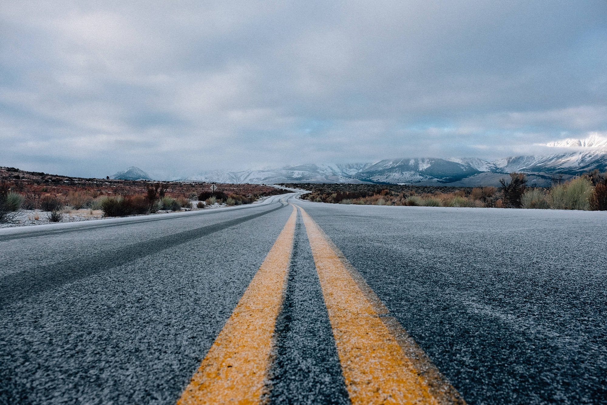 A BCAA study found 43 per cent of British Columbian drivers nervous in winter conditions and even fewer have their vehicles prepared for inclement weather. (BCAA)