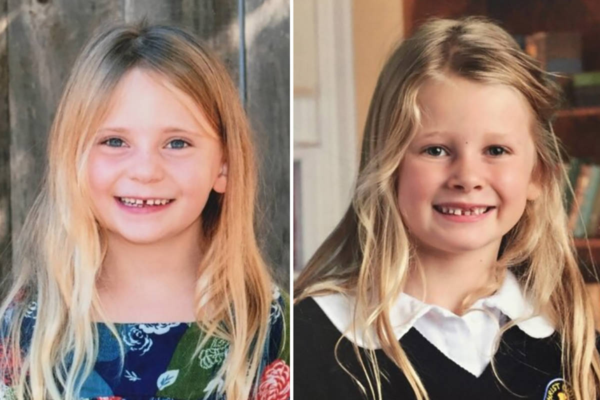 Sisters four-year-old Aubrey Berry and six-year-old Chloe Berry were murdered by their father Andrew Berry in his Oak Bay apartment on Christmas Day. (Submitted photo)
