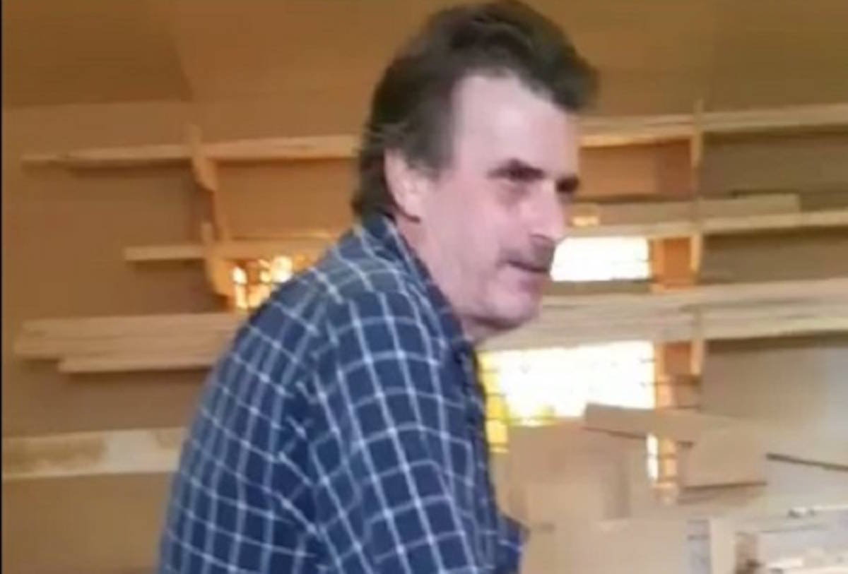 West Shore RCMP are asking for the public's help to find missing man Raymond Begin. The 63-year-old was believed to be travelling from Langford to Duncan on Feb. 29. (West Shore RCMP)