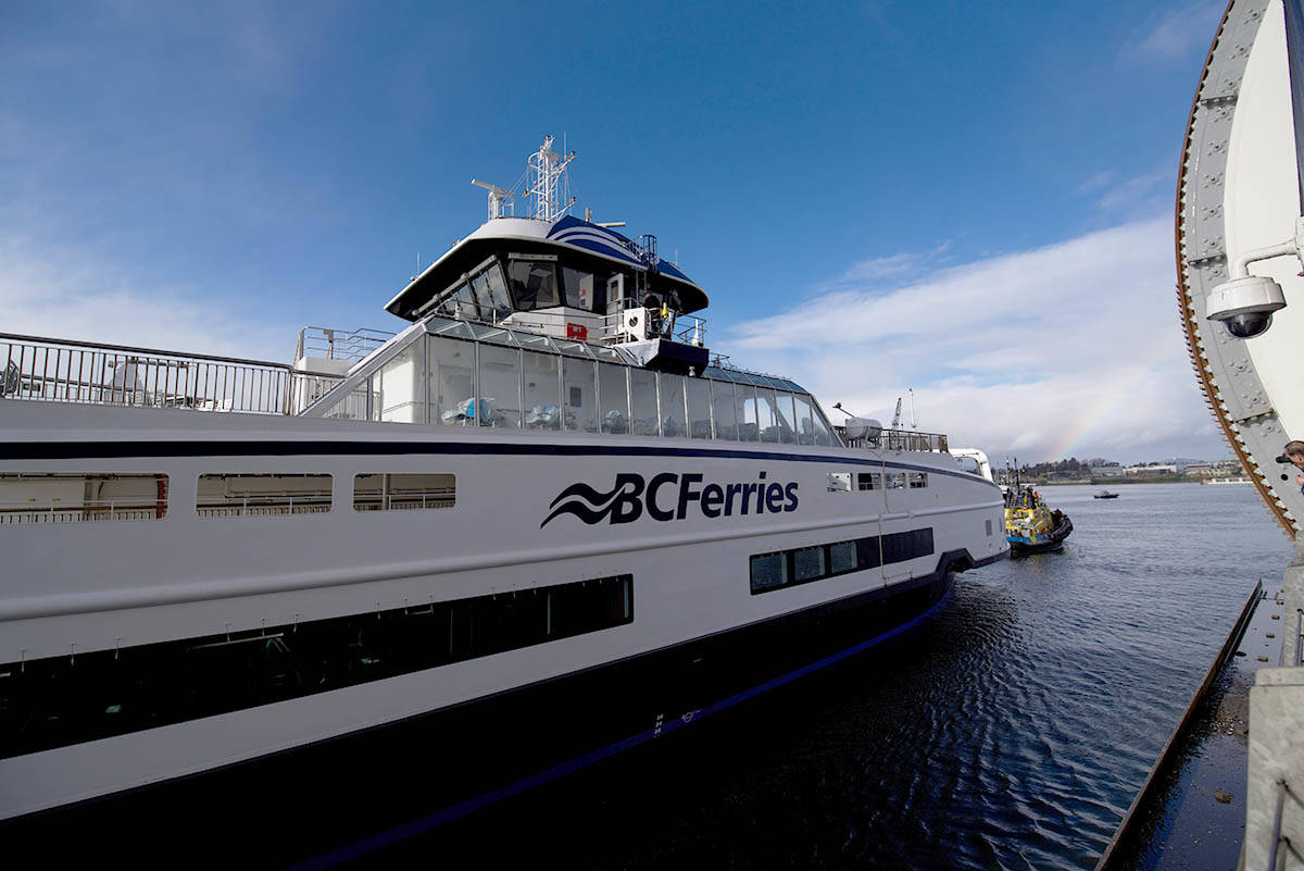 BC Ferries able to restrict travel for sick passengers