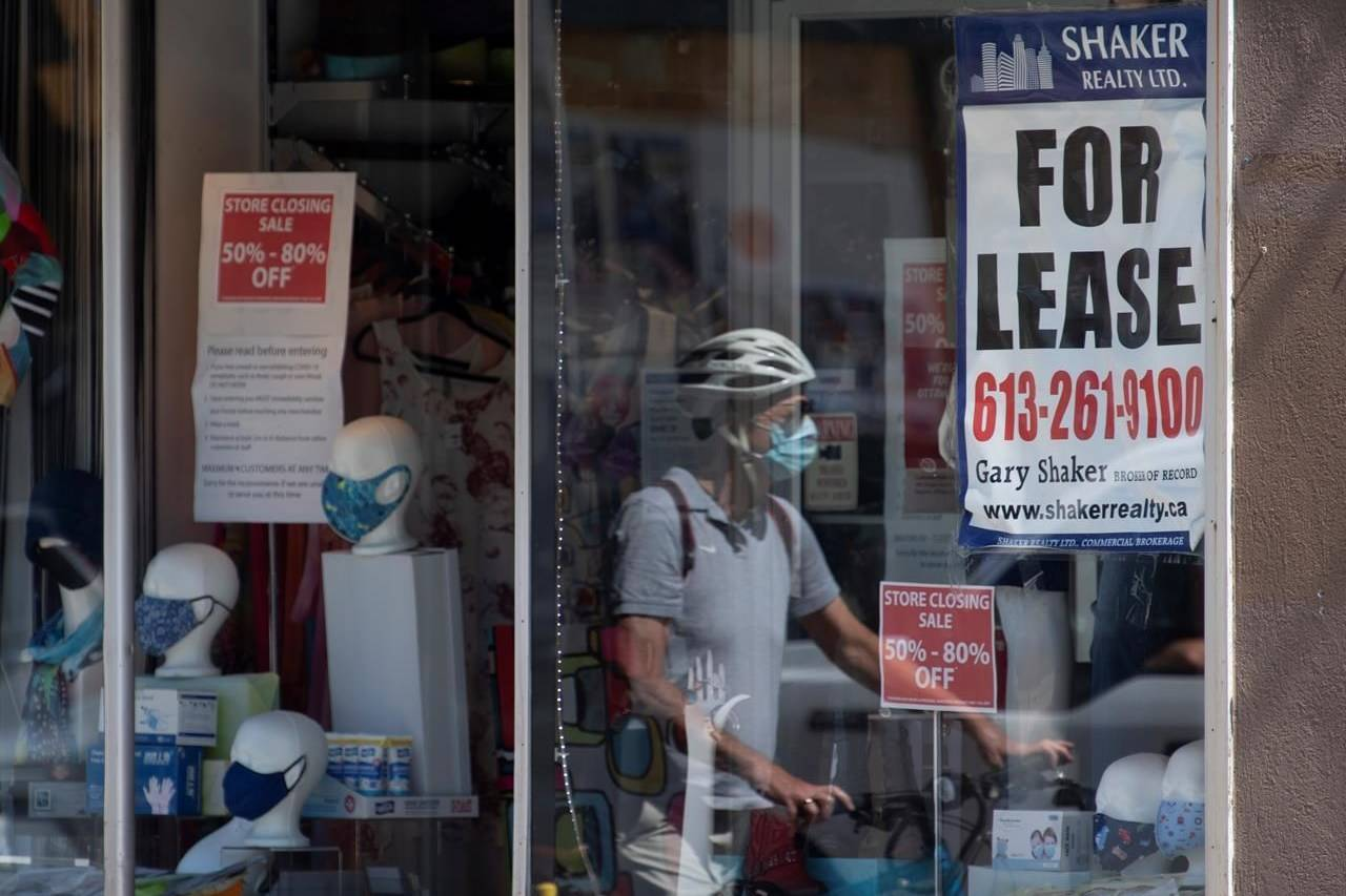 Canada's economic optimism crippled by pandemic, Pew poll suggests