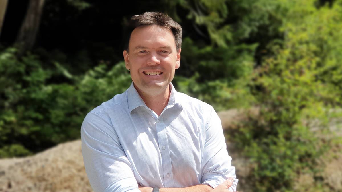 Cowichan-Malahat-Langford MP Alistair MacGregor has expressed concerns about the excessive freighters parked in the Salish Sea for quite some time. (Photo submitted)