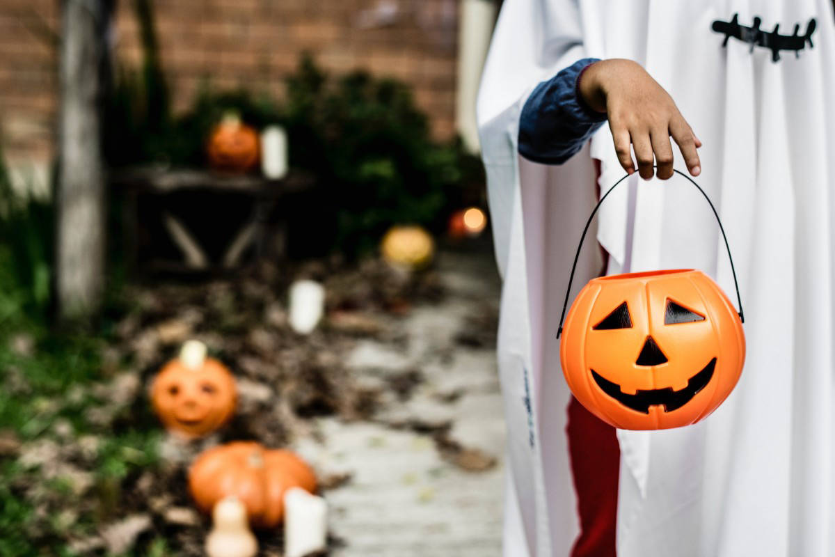 Oct. 31 is Halloween, a time for trick-or-treating, costumes and scary stories. (pxhere.com photo)