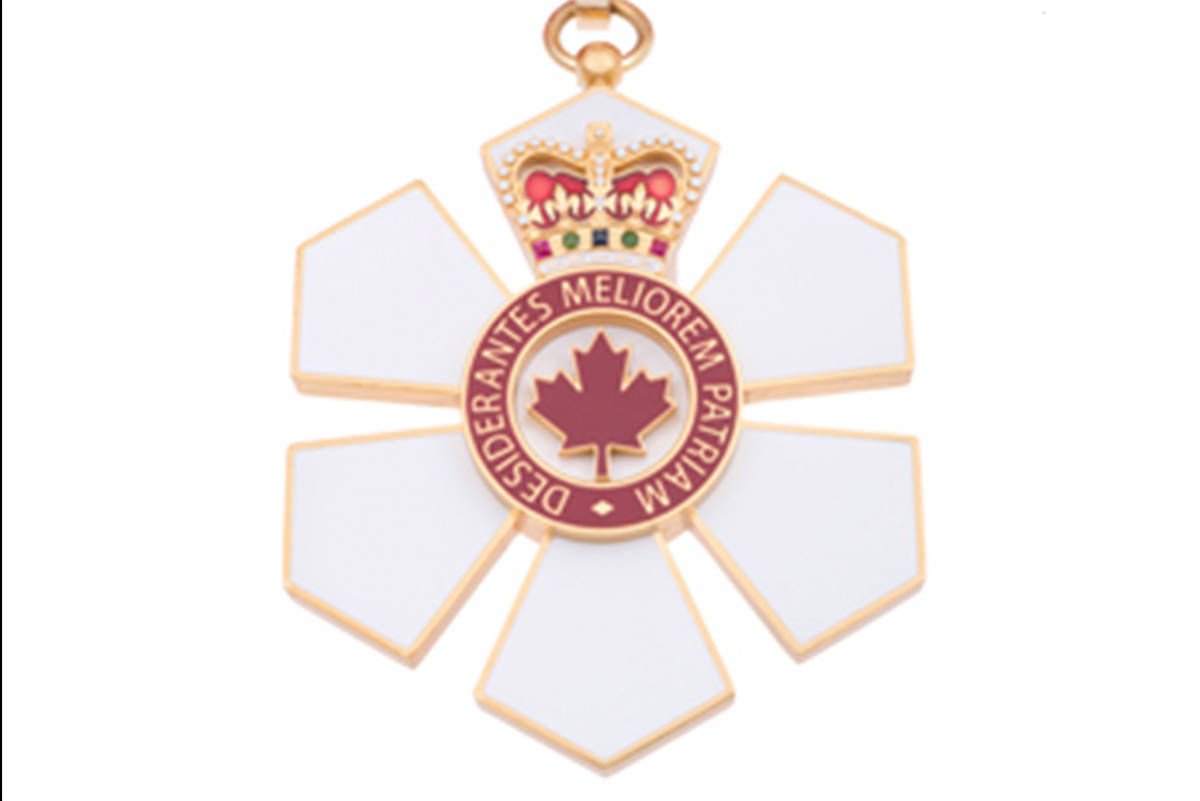 114 Canadians were appointed Nov. 27 to the Order of Canada. (Governor General of Canada photo)