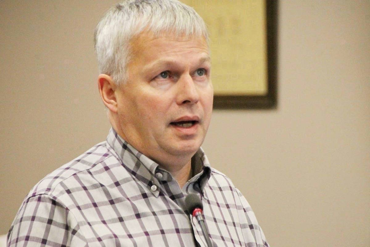 Mark Frame, North Cowichan's finance director, says a new RCMP officer manager position that the municipality will add to its budget for 2021 will have a minimal financial implications. (File photo)
