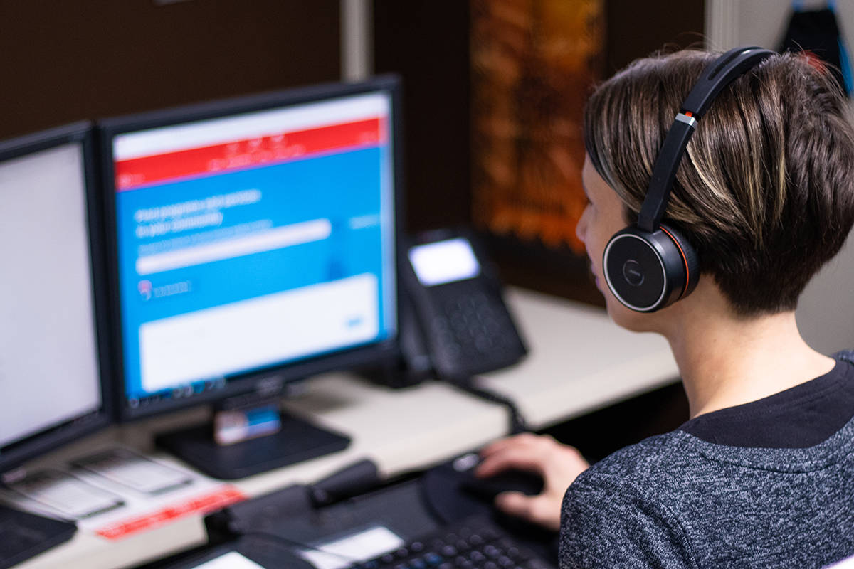 The 211 helpline is available 24 hours a day, every day in more than 150 languages.