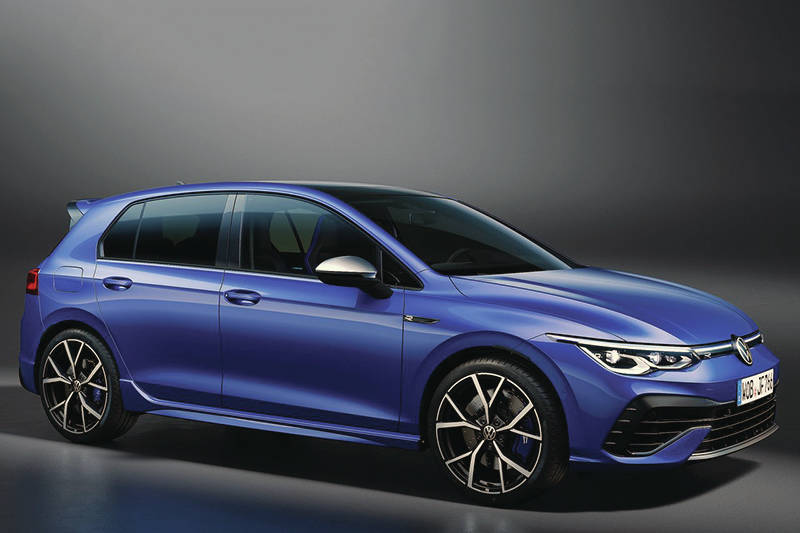 The new Golf R will gain power but might lose its six-speed manual transmission. PHOTO: VOLKSWAGEN