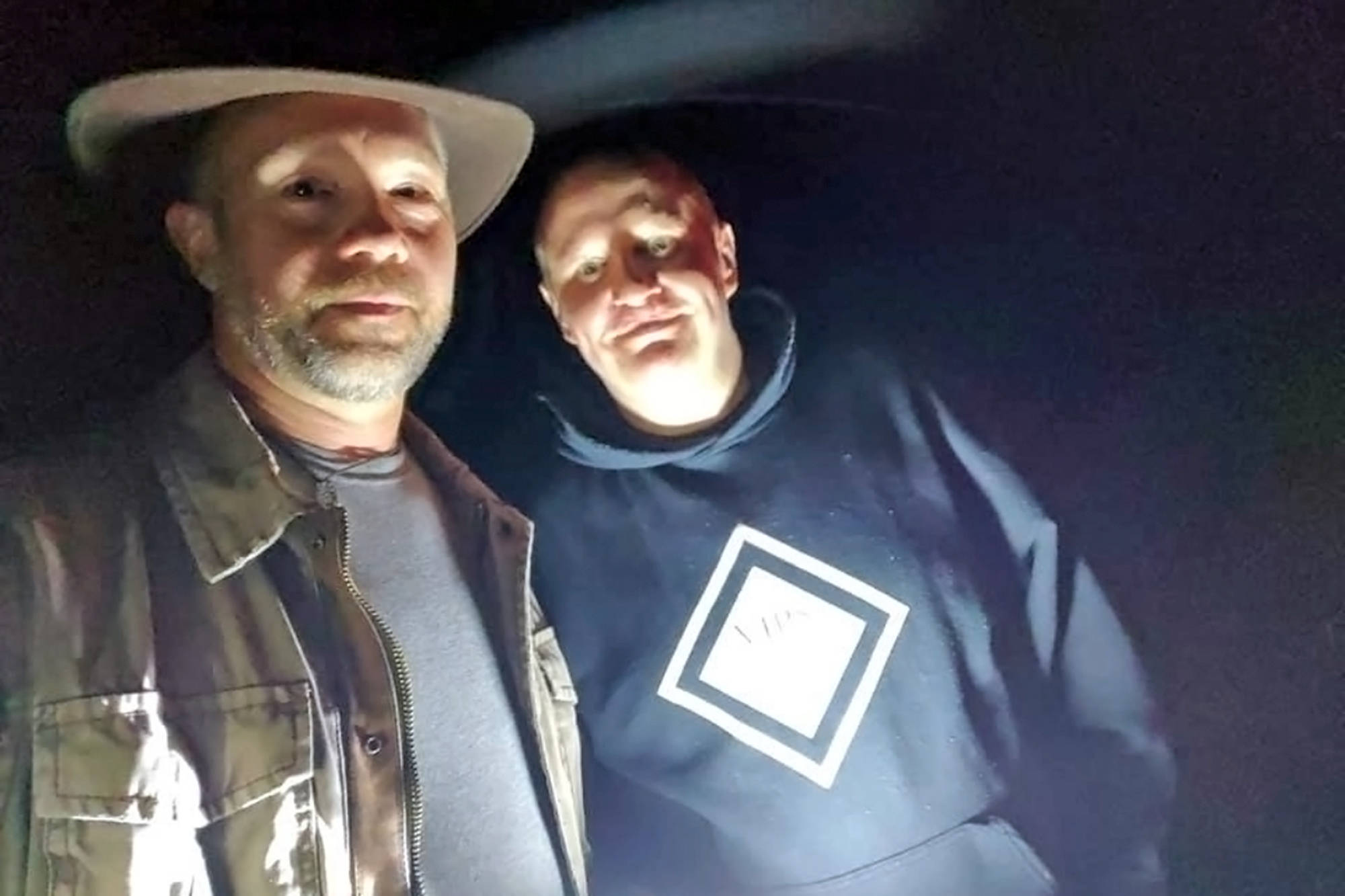 Jason Hewlett and Peter Renn are founding members of the Canadian Paranormal Foundation and experienced paranormal investigators. (Contributed)