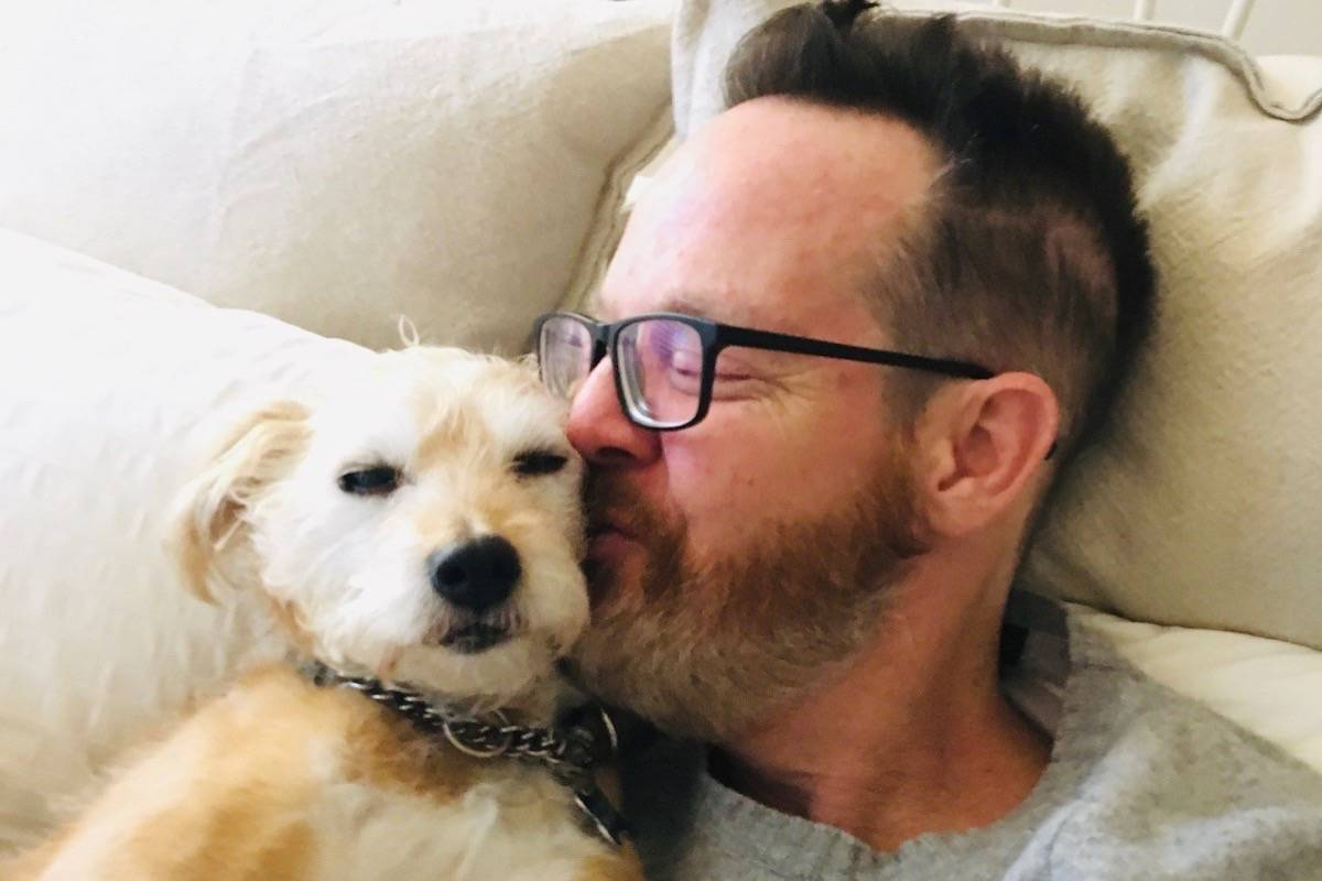 Vancouver actor Jason Gray-Stanford had a heart transplant late last year after a sudden onset of heart failure. (B.C. Transplant)