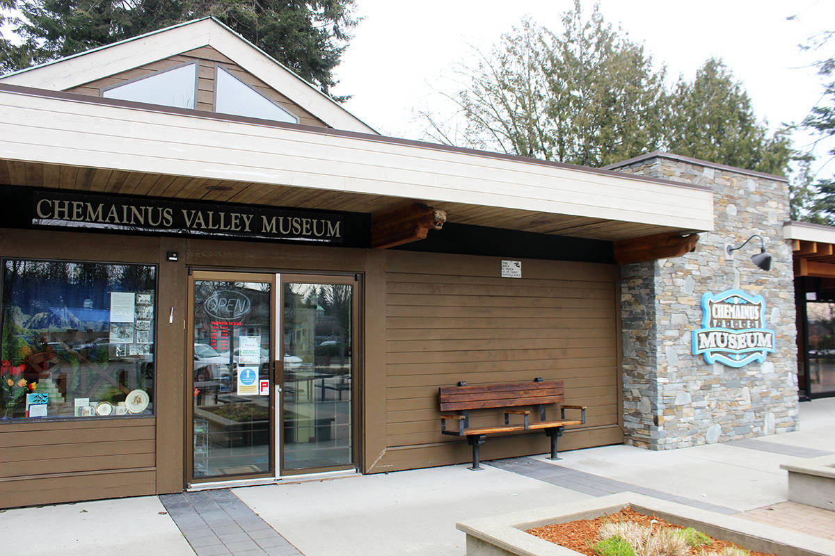 The Chemainus Valley Museum. (Photo by Don Bodger)