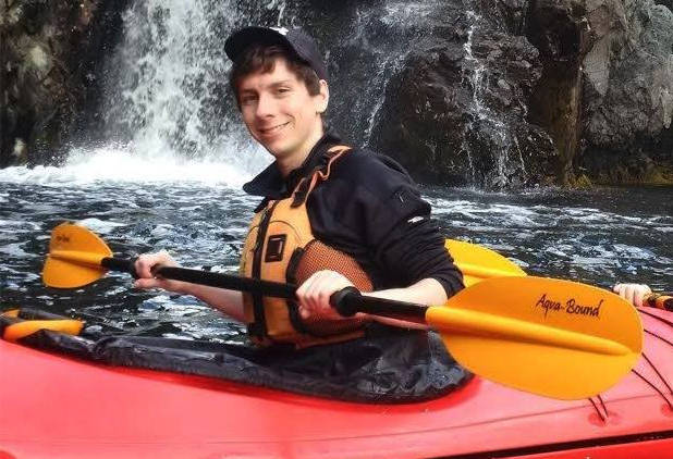 Jordan Naterer, 25, was last seen Saturday Oct. 10. He planned a hike in the Manning Park area, and has not been seen since. Photo Facebook.