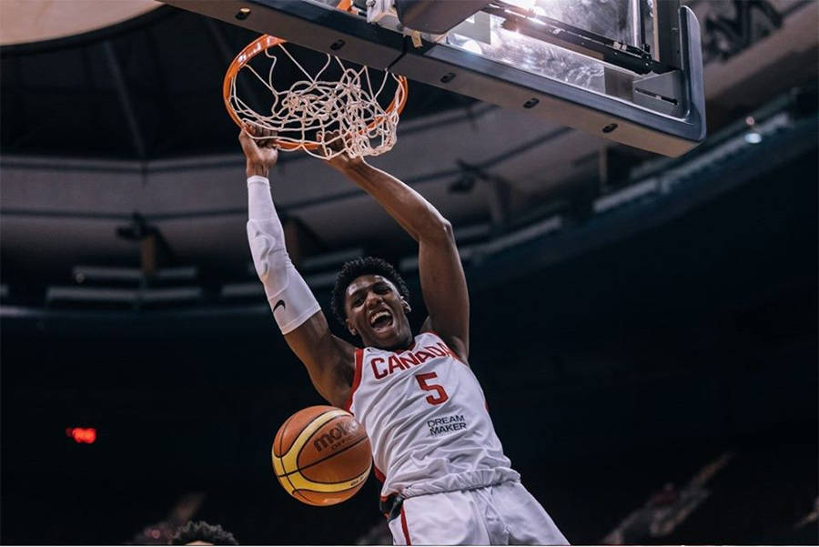 The FIBA Men's Olympic Qualifying Tournament takes place at Save-On-Foods Memorial Centre in Victoria from June 29 to July 4. (Facebook/FIBA)