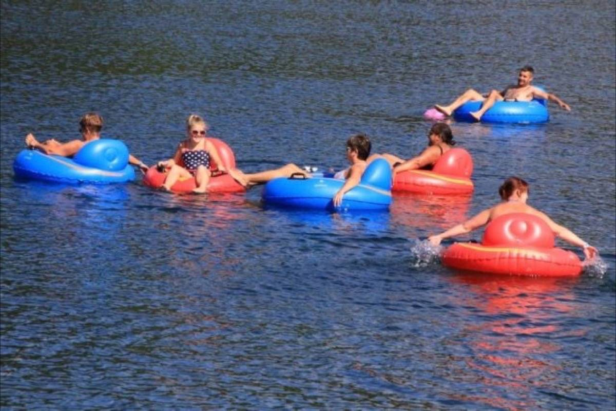 The Tube Shack in Lake Cowichan is opening a second location this year. (File photo)