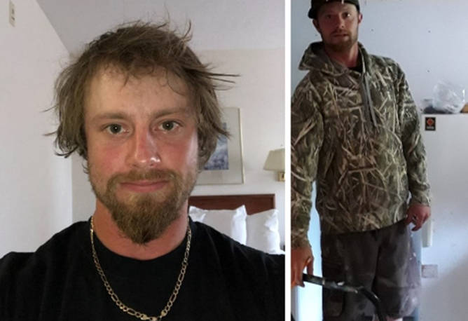 Comox Valley RCMP are seeking assistance in locating Darrell Featherstone. Photo via Twitter