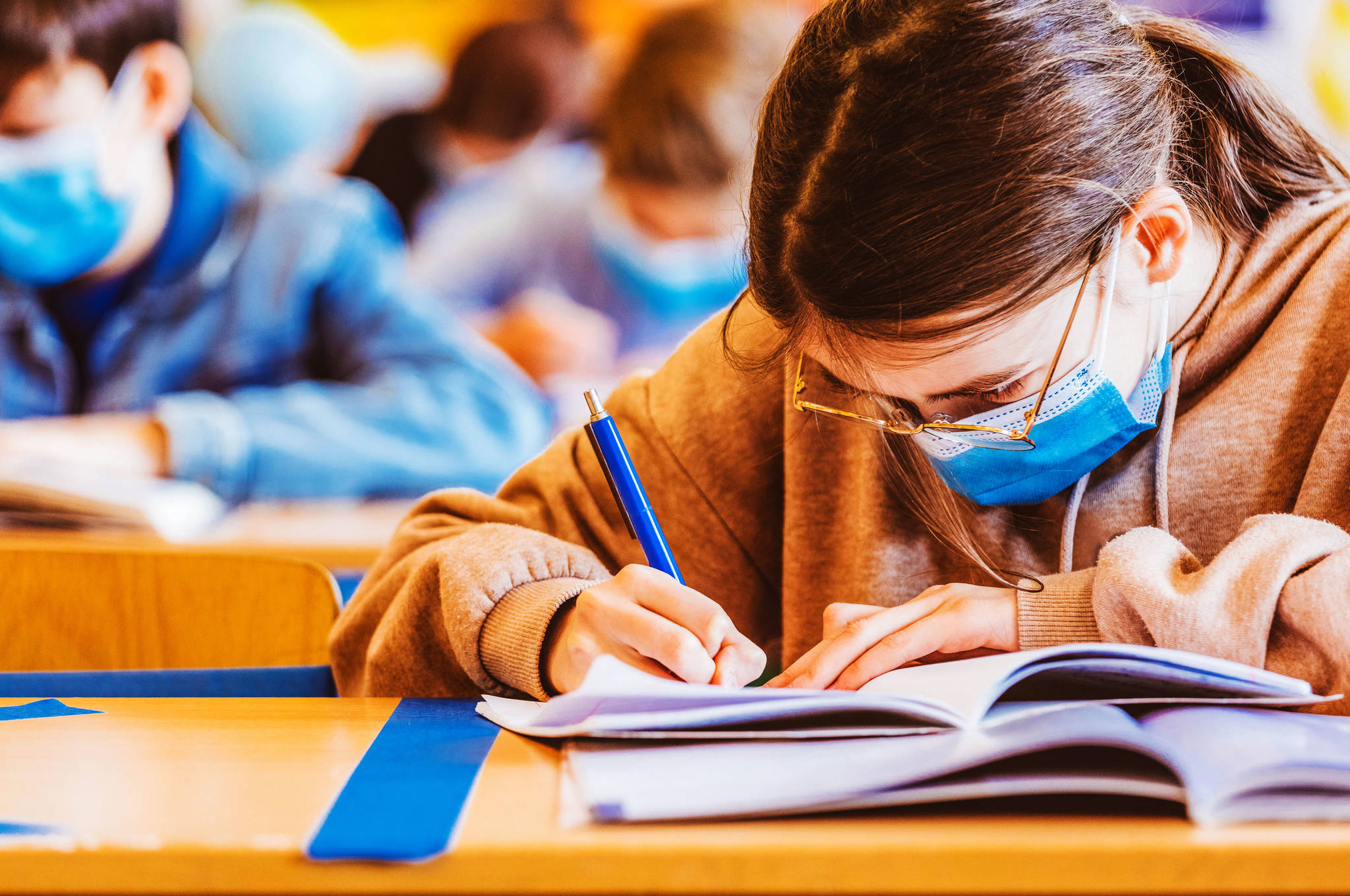 B.C. teachers are calling on the province to take a cautious approach, including a K–12 mask mandate to begin the 2021/22 school year. (File photo)